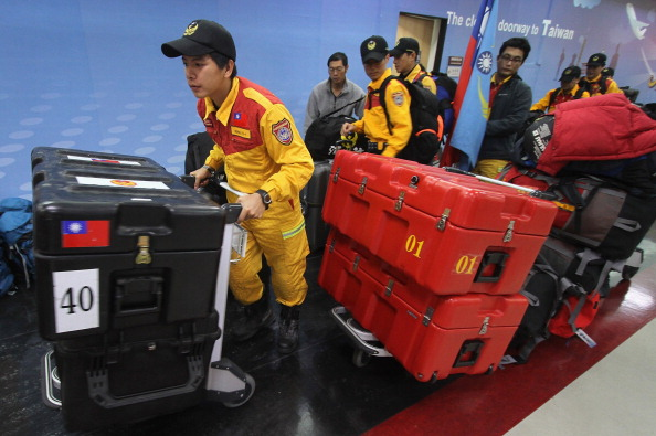 Taiwan Dispatches Rescue Team To Japan