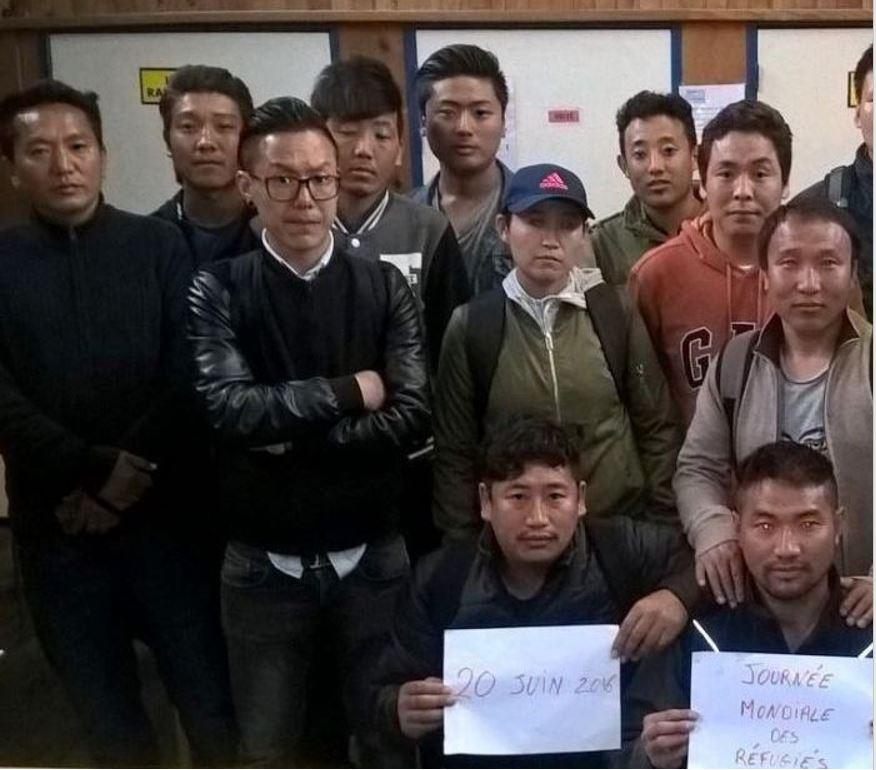 Tibet conflans indignation apr s l expulsion des tib tains tibet - Trouver un logement apres expulsion ...