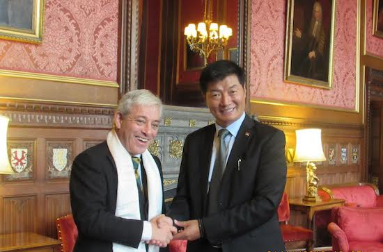 Lobsang_sangay_UK